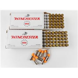 WINCHESTER 9MM LUGER AMMO, 9MM DUMMIES