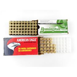 .45 AUTOMATIC ASSORTED AMMO