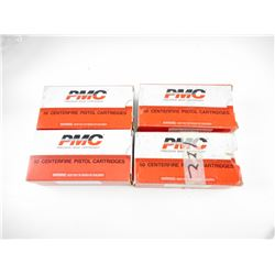 PMC 38 SPECIAL AMMO, BRASS