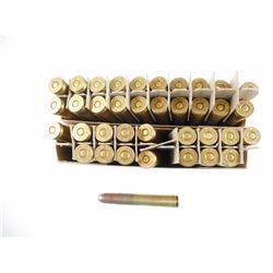 WINCHESTER 458 WIN MAG RELOADED AMMO