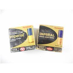 "IMPERIAL 12 GAUGE 2 3/4"" SHOTSHELLS"