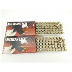 AMERICAN EAGLE 9MM MAKAROV AMMO