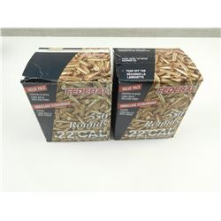 FEDERAL .22 LONG RIFLE AMMO