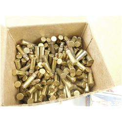 22 LONG RIFLE AMMO, 22 SHORT, 6MM FLOBERT