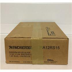 """WINCHESTER 12 GA 2 3/4"""" SLUGS"""