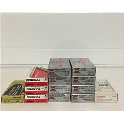12 GAUGE SLUGS, & BUCKSHOT ASSORTED SHOTSHELLS