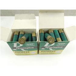 "REMINGTON 10 GA 2 7/8"" SHOTSHELLS"