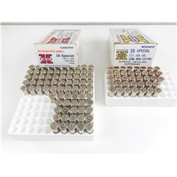 38 SPECIAL AMMO, RELOADED AMMO, MAGNUM 38 CAL STEEL BALLS