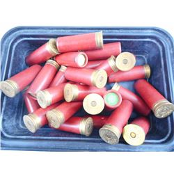DOMINION 12 GAUGE SMOKELESS PAPER COLLECTIBLE SHOTSHELLS