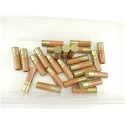 12 GAUGE # 2 3 INCH COLLECTIBLE SHOTSHELLS