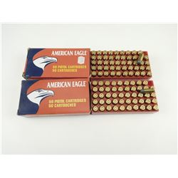 AMERICAN EAGLE 40 S&W TARGET AMMO