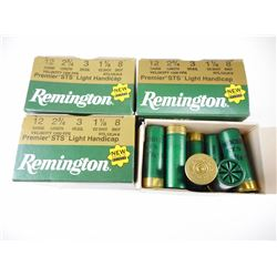"REMINGTON 12 GAUGE 2 3/4"" SHOTSHELLS"