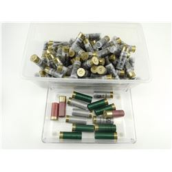 SELLIER & BELLOT 12 GAUGE BUCK SHOT SHOTSHELLS, 12 GA ASSORTED AMMO