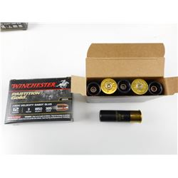 "WINCHESTER PARTITION GOLD 12 GAUGE 3"" SHOTSHELLS"