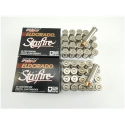 PMC 357 MAG, 38 SPECIAL +P AMMO