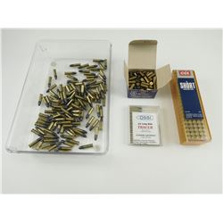 22 LR TRACERS, 22 SHORT, 22 LONG RIFLE, 22 R BLANKS
