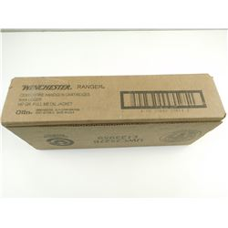 WINCHESTER RANGER 9MM LUGER AMMO