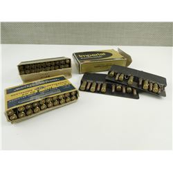 6.5MM ASSORTED AMMO