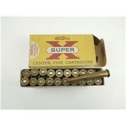WESTERN SUPER X 25-35 WIN AMMO