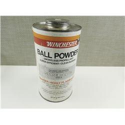 WINCHESTER SUPER-LITE BALL POWDER SMOKELESS POWDER WSL8