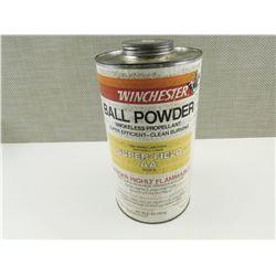 WINCHESTER SUPER-FIELD AA BALL POWDER SMOKELESS PROPELLANT WSF8