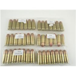 9MM TRACER AMMO