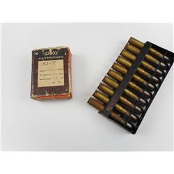 9.3 X 57L ASSORTED AMMO