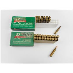 7MM REM MAG AMMO, RELOADED AMMO