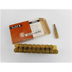 SELLIER & BELLOT 7 X 57R AMMO