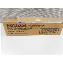 WINCHESTER PDX1 DEFENDER 45 AUTO AMMO
