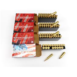 243 WIN AMMO, BRASS CASES