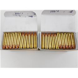 SELLIER & BELLOT 30 CARBINE AMMO