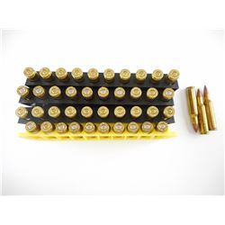 .222 REM ASSORTED AMMO