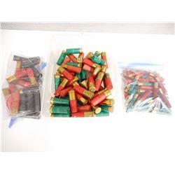 SHOTGUN SHELLS ASSORTED, 12 GA, .410 GA