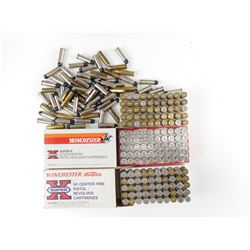 38 SPECIAL ASSORTED AMMO