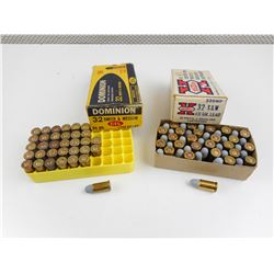 32 S&W ASSORTED AMMO