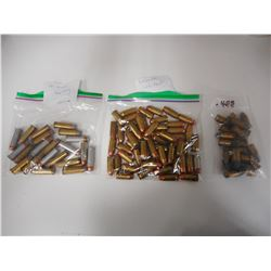 44 MAG, 45 ACP, .455 ASSORTED AMMO