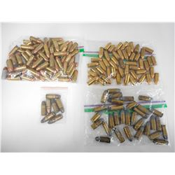 9MM LUGER, 9 X 18 AMMO, 9 MM DUMMY RNDS