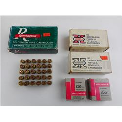 7.65MM ASSORTED AMMO
