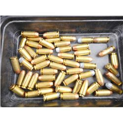 40 S&W ASSORTED AMMO