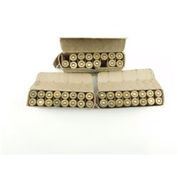 WWII 1940 GERMAN 9MM LUGER AMMO