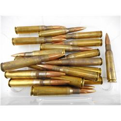 .50 BMG AMMO, VARIOUS MFG.