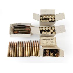 8MM MAUSER FMJ ASSORTED AMMO