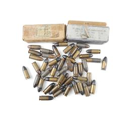 WWII GERMAN 9MM LUGER ASSORTED AMMO