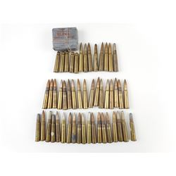 .303 BRITISH ASSORTED AMMO