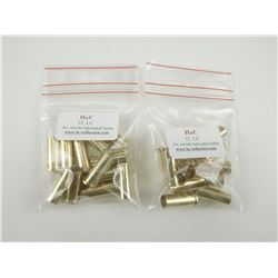 32 LONG COLT, .315/.316 CONICAL BRASS CASES