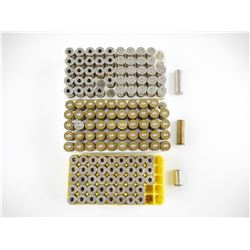 357 MAG BRASS CASES