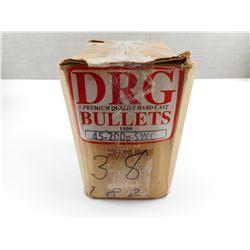 DRG BULLETS, 45-200 G-SWC