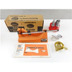 LEE 25-20 WCF RELOADING DIES , OHAUS 505 RELOADING SCALE