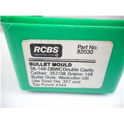 RCBS 38 CAL BULLET MOLD